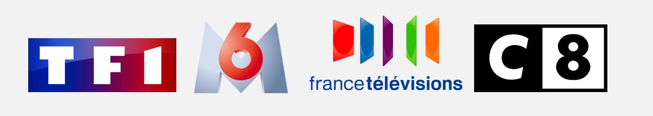 logos télévision