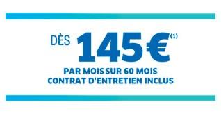 Prix Pack Chaudière Tout Inclus