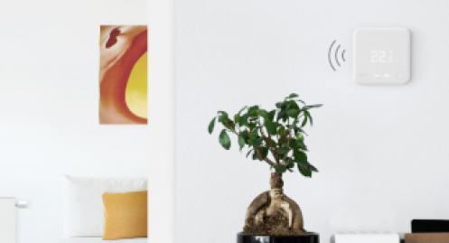Comment fonctionne le thermostat connecté et intelligent tado° ?